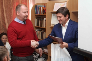 Уникальную акцию, прошедшую в Каменске-Уральском, глава города открыл на удмуртском языке
