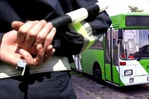 Две недели в Каменске-Уральском, как и во всей области, сотрудники ГИБДД особенно тщательно следили за водителями автобусов