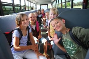 Управлению образования Каменска-Уральского после 1 июля придется докупать автобусы для перевозки детей?