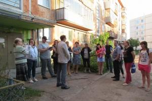Собственники семи многоэтажек из Каменска-Уральского готовят заявки на благоустройство своих дворов
