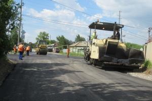Продолжаются ремонтные работы на улице Красных Орлов в Каменске-Уральском