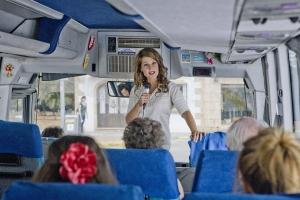 Экскурсионный автобусный маршрут по достопримечательностям города планируют запустить в Каменске-Уральском
