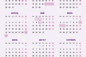 В 2018 году у жителей Каменска-Уральского к обычным выходным добавится еще двадцать восемь праздничных дней