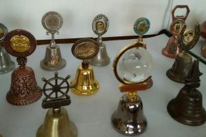 В Каменске-Уральском открылась уникальная выставка колокольчиков