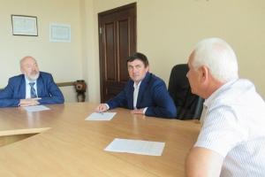 Сегодня в Каменске-Уральском побывал депутат Государственной думы Павел Крашенинников. О чем он говорил с главой города