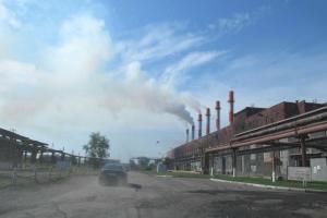 Установка по очистке отходящих газов рудотермических печей ООО «Кремний–Урал» в Каменске-Уральском построена, все технологическое оборудование смонтировано