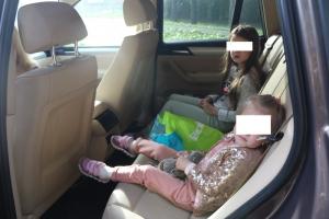 В выходные автолюбители Каменска-Уральского активно нарушали правила перевозки детей