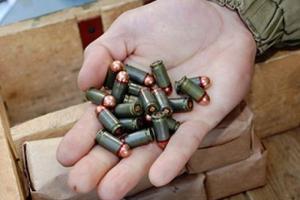 Во вторник в Каменске-Уральском обнаружили торговца патронами
