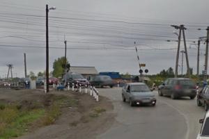 Сегодня ночью закроется железнодорожный переезд «100 км» на пересечении с автодорогой из Каменска-Уральского в Травяны