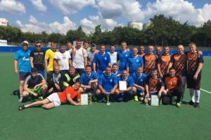 Полицейские из Каменска-Уральского стали бронзовыми призерами турнира по футболу ГУВД Свердловской области