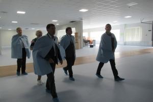 В поселке Ленинском Каменска-Уральского готовят к открытию новую производственную площадку АО «Здравмедтех – Е»