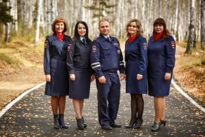 Сегодня свой профессиональный праздник отмечает самое дружелюбное подразделение ГИБДД Каменска-Уральского
