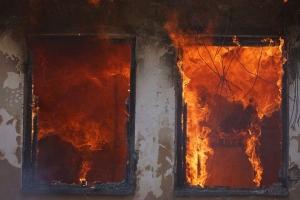 Возбуждено уголовное дело по факту пожара под Каменском-Уральским. Виновному «светит» год колонии