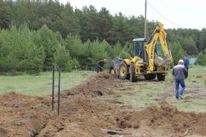 К концу года должна завершиться газификация деревни Новый завод, что под Каменском-Уральским