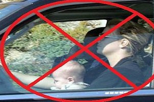 За полтора часа в Каменске-Уральском сегодня выявили больше тридцати нарушений при перевозке детей в автомобилях