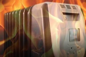 Спасатели Каменска-Уральского предупреждают: согревайтесь, но осторожно