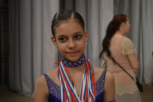 Танцоры из Каменска-Уральского стали победителями престижного турнира Кубок Олимпа