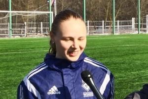Алена Андреева из Каменска-Уральского сыграет в финале Кубка России по футболу среди женщин