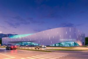 Торговый центр «Каменск Сити Молл» в районе остановки «Щербакова» в Каменске-Уральском должны сдать в декабре 2018 года. Каким он будет