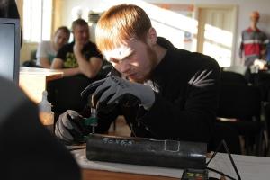 На Синарском трубном заводе в Каменске-Уральском определили лучших дефектоскопистов