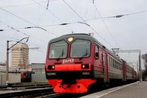 Из-за перехода на зимнее расписание на следующей неделе отменят электричку «Екатеринбург – Колчедан»