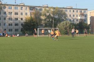 Первый открытый молодежный турнир дворовых команд по мини-футболу состоялся в Каменске-Уральском