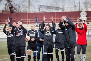 Футбольная «Синара» из Каменска-Уральского стала чемпионом Свердловской области 2017 года