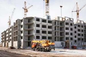 Каменский район остается одним из лидеров в области по перевыполнению плана по вводу жилья