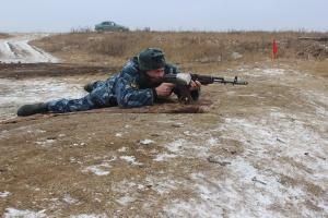 Сотрудники колонии №47 из Каменска-Уральского сдали годовой экзамен