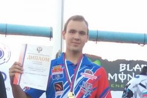 Гонщики из Каменска-Уральского стали победителями чемпионата России по суперкроссу