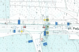 Одну из остановок «Стадион «Космос» в Каменске-Уральском перенесут только к 31 ноября