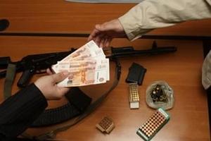Жителей Каменска-Уральского и района вновь призывают сдавать незаконно хранящееся оружие. Обещают вознаграждение. Расценки