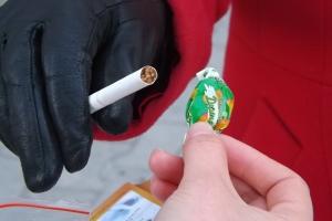 В четверг в Каменске-Уральском пройдет акция «Меняй сигарету на конфету»
