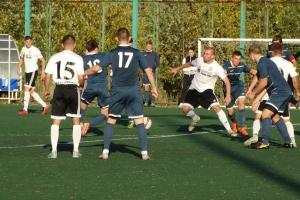 Футбольная «Синара» из Каменска-Уральского стала единоличным лидером чемпионата области по футболу