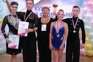 Танцоры из Каменска-Уральского стали победителями Кубка Уральского федерального университета