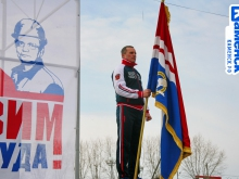Почти 10 тысяч жителей Каменска-Уральского вышли сегодня на первомайское шествие. Видео и фоторепортаж Виртуального Каменска