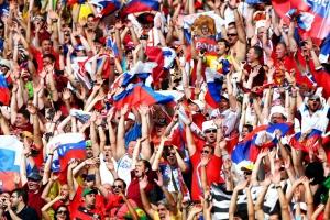 Футбольные фанаты Каменска-Уральского — самые активные в России!