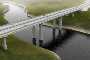 И все-таки новый мост через Исеть в Каменске-Уральском будут строить от старой части города к Мартюшу