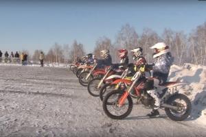 Представители Каменска-Уральского завоевали две медали на открытом Кубке Челябинской области по мотокроссу