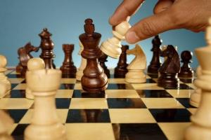 Виктор Пономарев выиграл Рождественский турнир сильнейших шахматистов Каменска-Уральского
