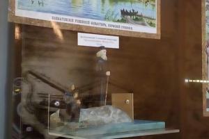 Новый эксклюзивный экспонат появился в краеведческом музее Каменска-Уральского