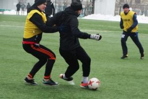 «Синара» из Каменска-Уральского крупно выиграла у одного из фаворитов зимнего областного чемпионата области по футболу