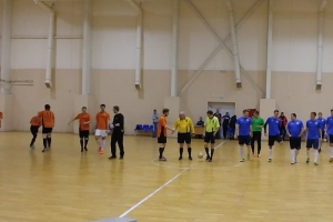 «Трубник» выиграл Кубок Каменска-Уральского по мини-футболу