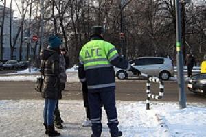 За три дня в Каменске-Уральском и районе сотрудники ГИБДД оштрафовали 350 пешеходов