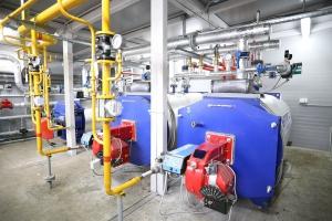 Новая газовая котельная, которая обеспечит микрорайон Ленинский Каменска-Уральского горячей водой питьевого качества, начнет работать в марте