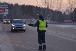15 января в Каменске-Уральском будут особо отслеживать пьяных водителей