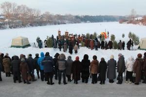 Из-за Крестного хода в Каменске-Уральском 19 января ограничат движение транспорта на трех улицах