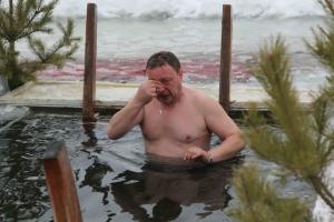 В Каменске-Уральском продолжается подготовка к Крещенским купаниям