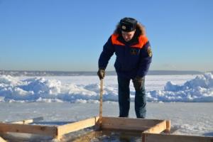 В Каменске-Уральском и районе спасатели к 17 января дали добро на использование четырех Крещенских купелей