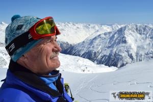Легендарный альпинист, первопроходец двух пиков Памира, встретится с жителями Каменска-Уральского